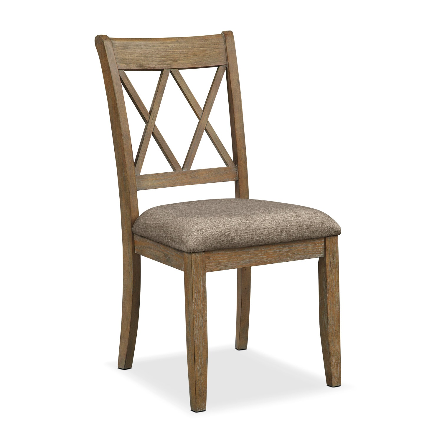 Sedona Gray Side Chair