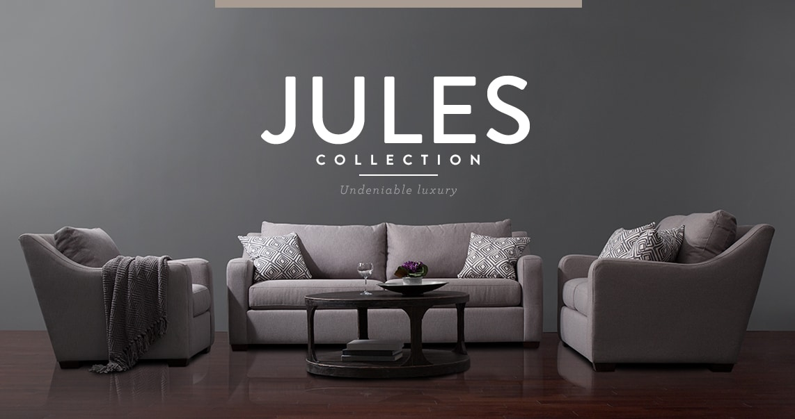 Shop the Jules Cumulus Living Room Collection