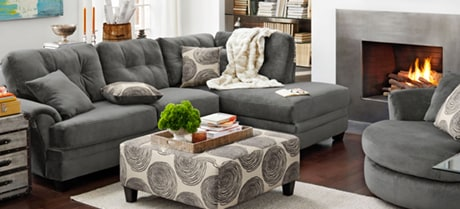 Learn how to pick the best cushions for a sectional, sofa, or loveseat
