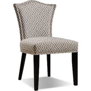 Bree Side Chair - Taupe