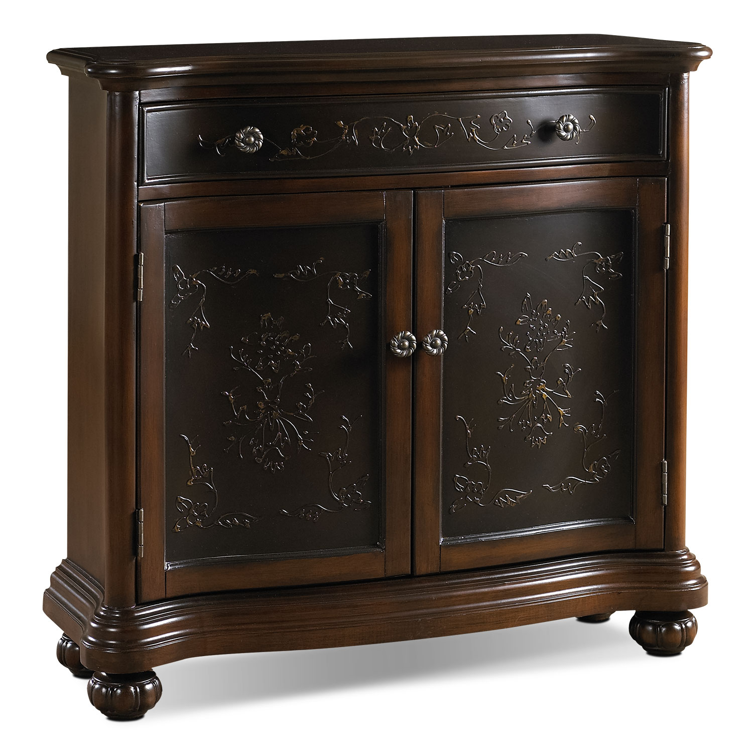 Accent and Occasional Furniture - Clayton Accent Chest