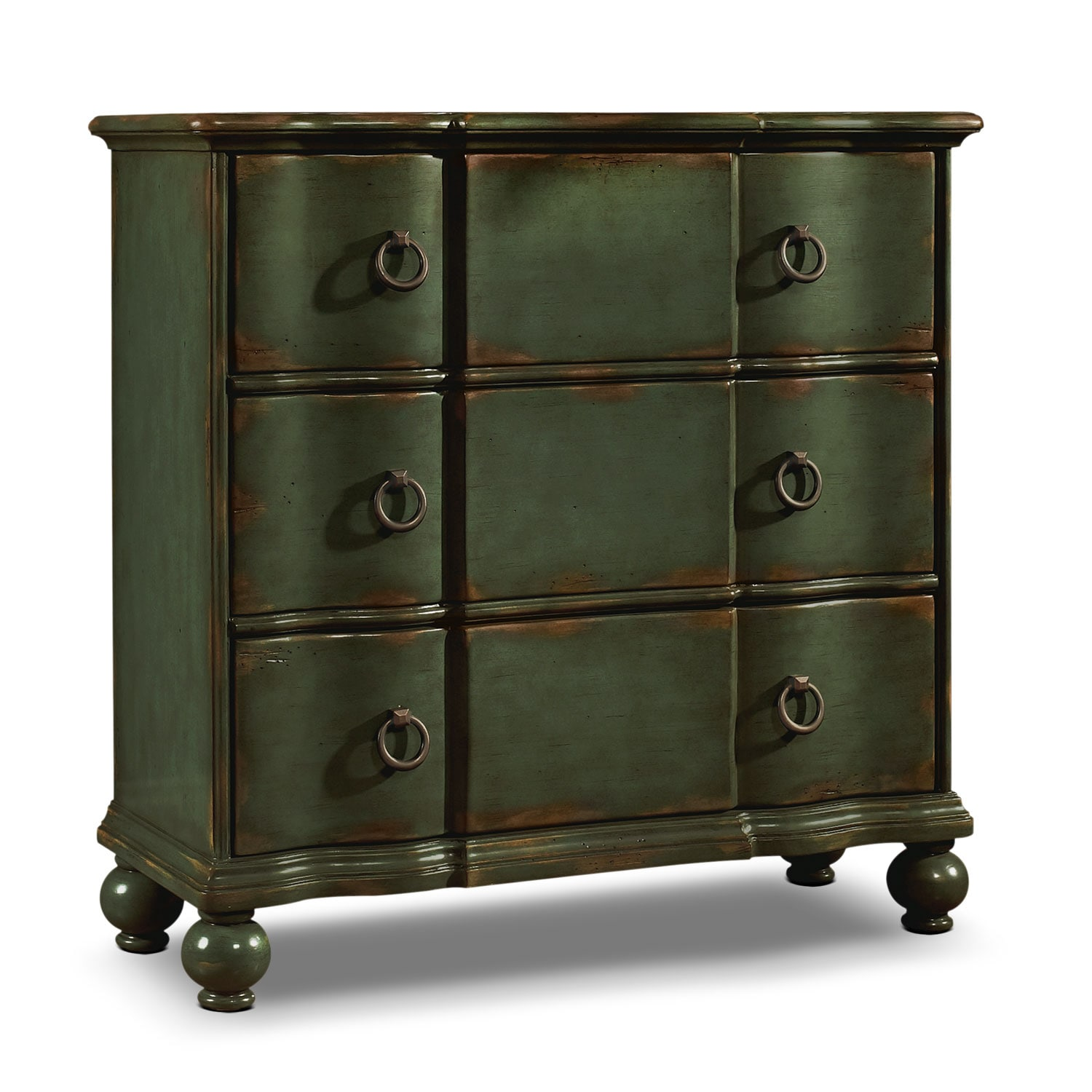 Accent and Occasional Furniture - Tuscano Hall Chest