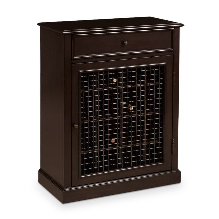 Accent and Occasional Furniture - Wentworth Wine Cabinet