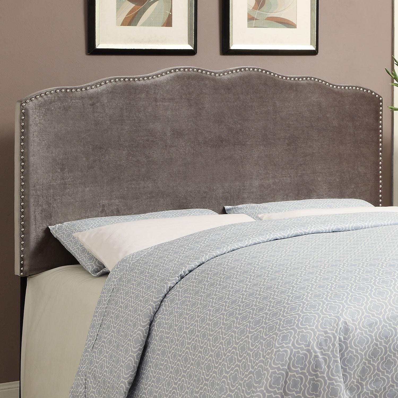 Bedroom Furniture - Layla Upholstered Headboard