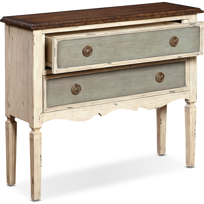 Accent and Occasional Furniture - Edgemont Chest