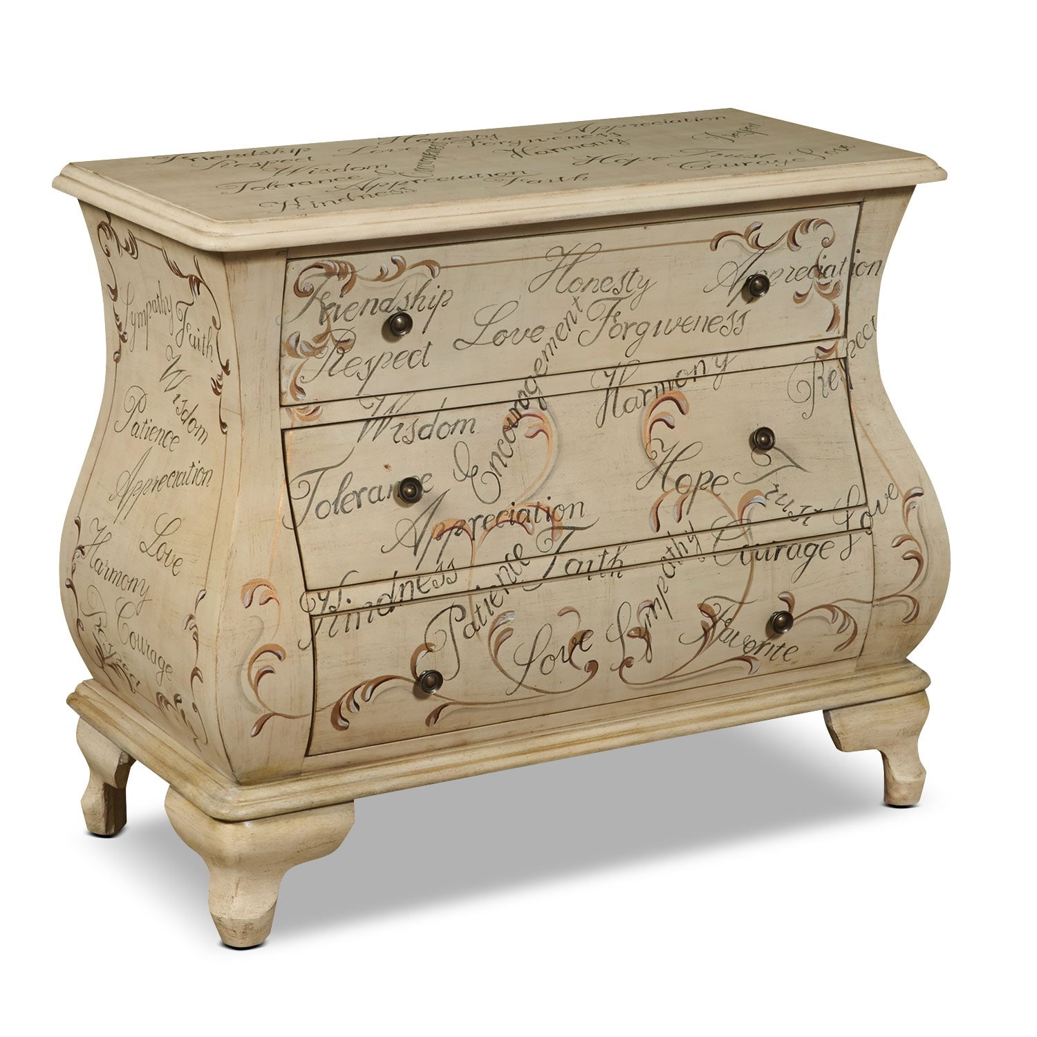 Accent and Occasional Furniture - Geneva Accent Chest