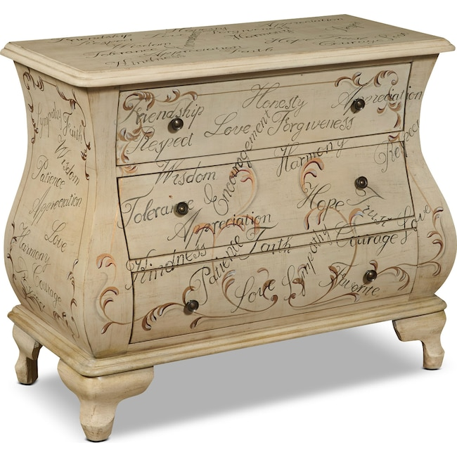 Accent and Occasional Furniture - Geneva Chest