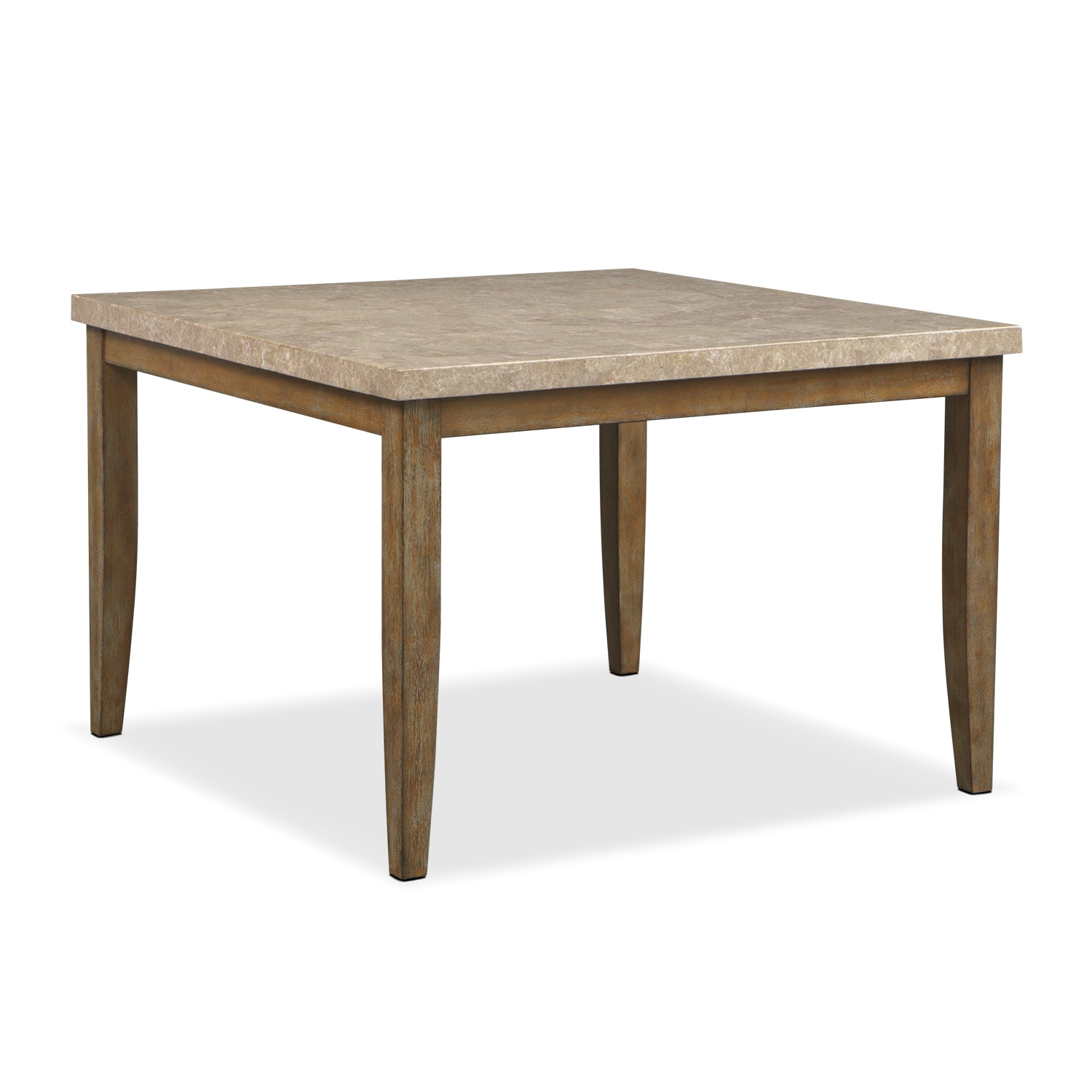 [Sedona Gray Counter-Height Table]
