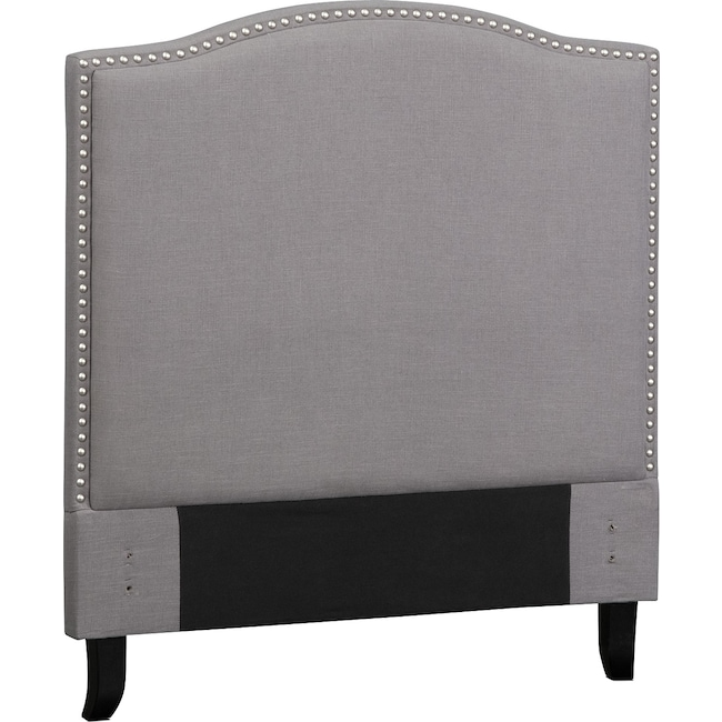 Kids Furniture - Aubrey Upholstered Headboard