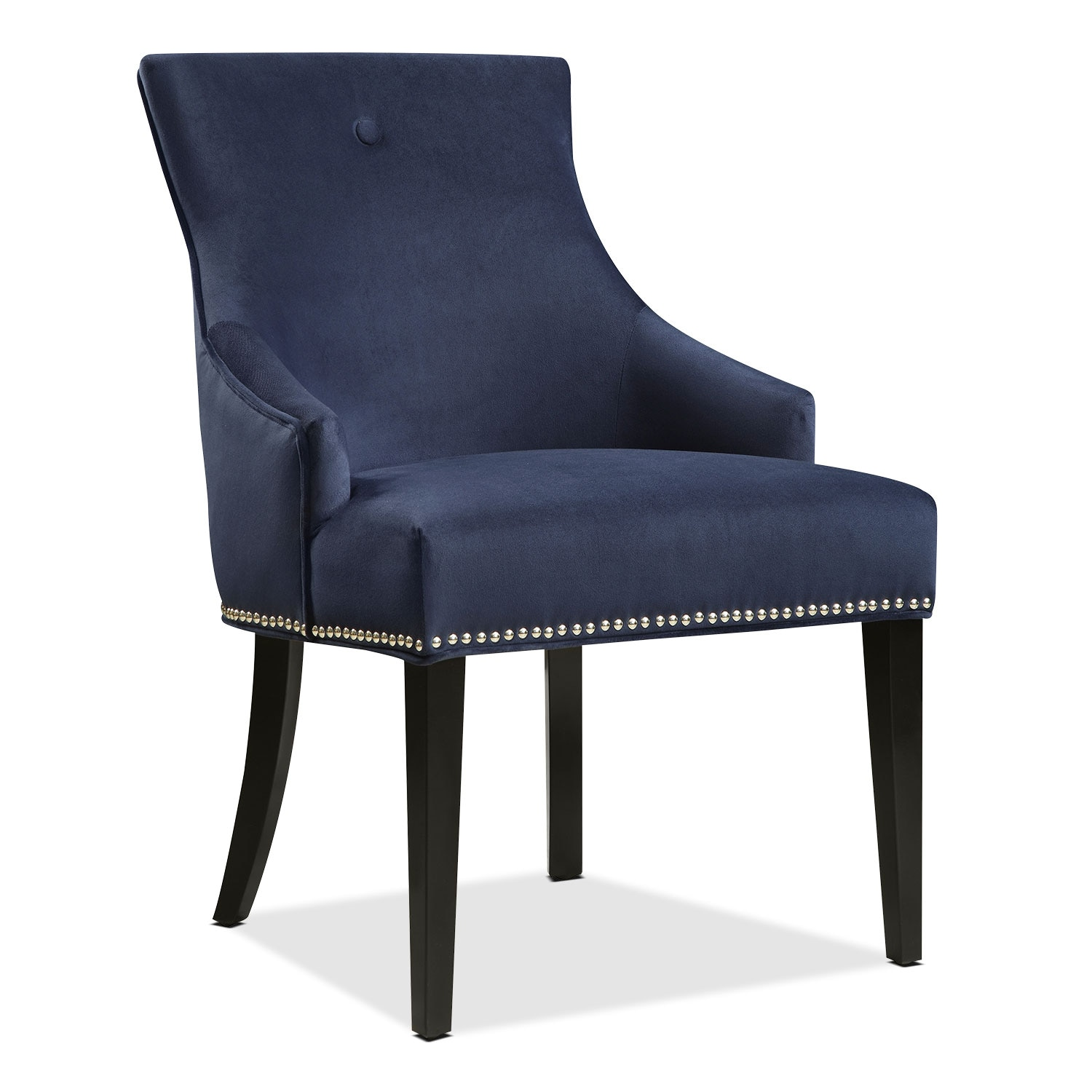 Welch Side Chair - Blue