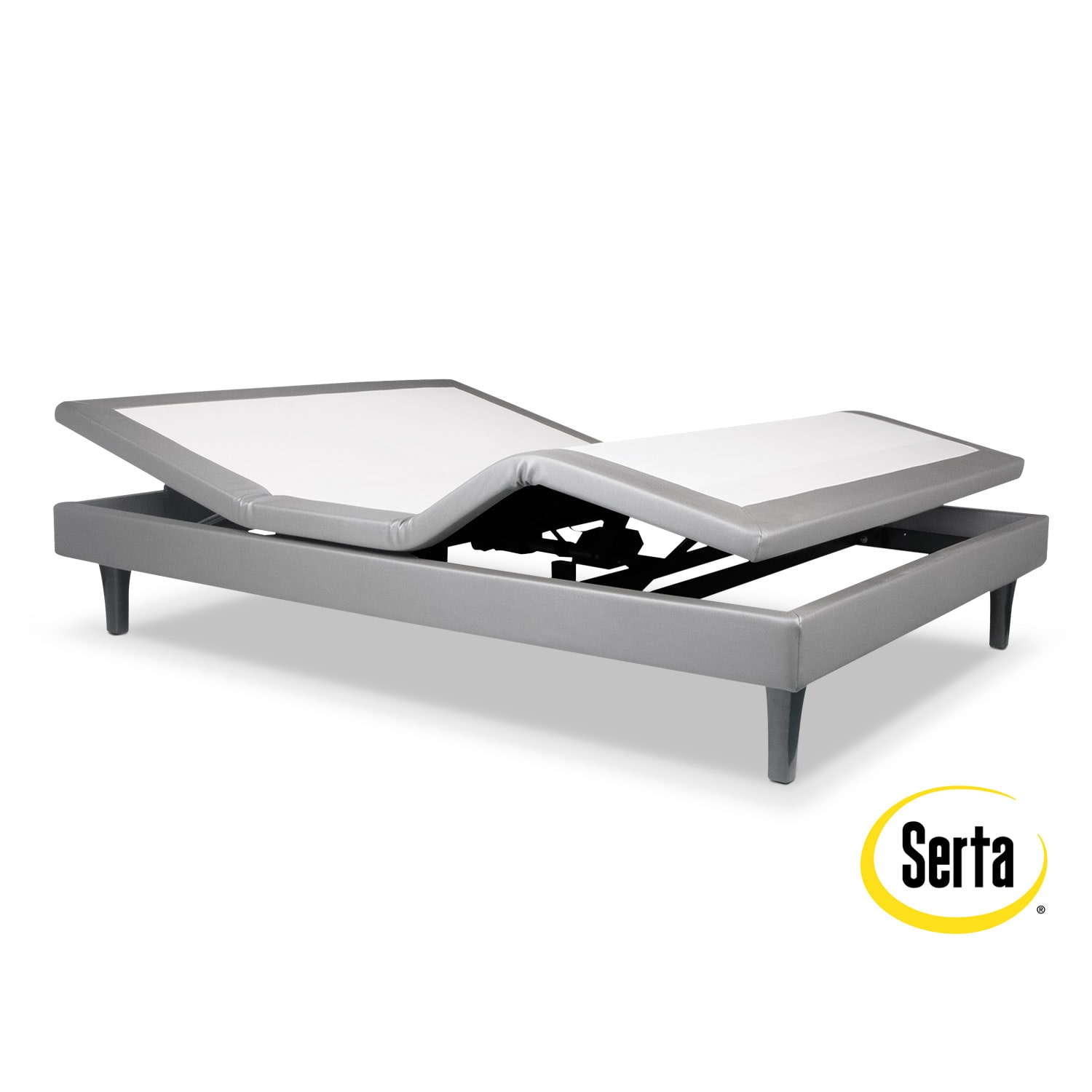 Mattresses and Bedding - Serta Motion Perfect III Queen Adjustable Base