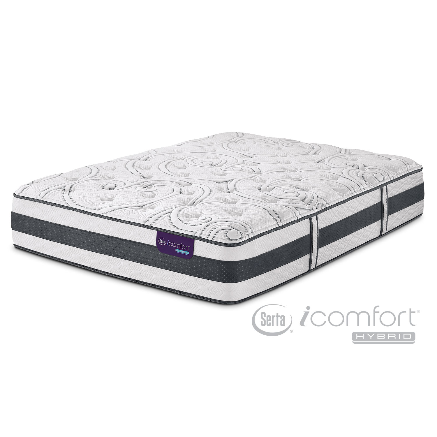 Mattresses and Bedding - Applause II Plush Twin XL Mattress