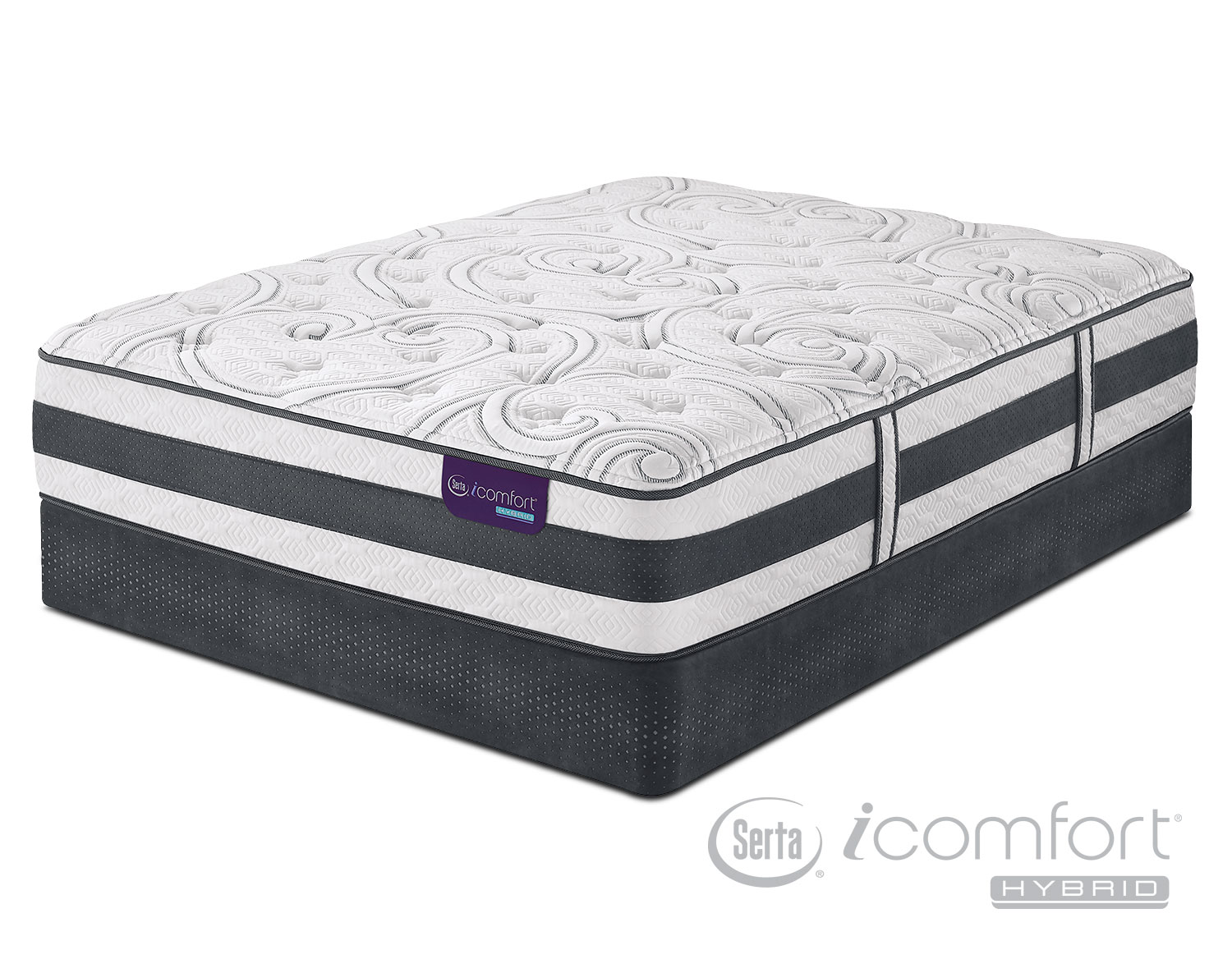 The Recognition Plush Mattress Collection