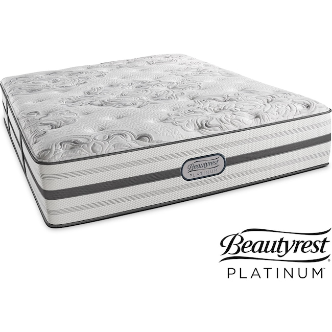 Mattresses and Bedding - Alexandria Luxury Firm King Mattress