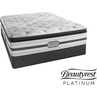 The Genevieve Plush Pillowtop Mattress Collection