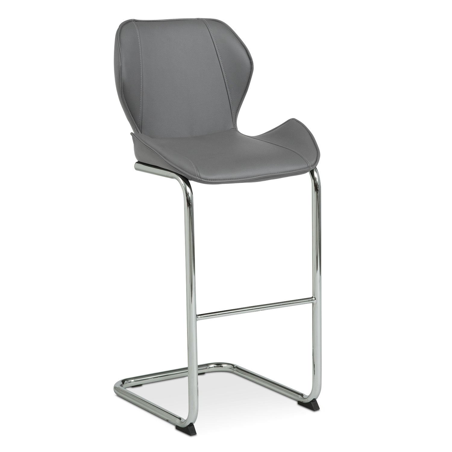 Dining Room Furniture - Metropolitan Barstool - Gray