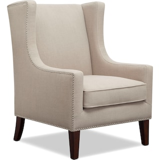 Blythe Accent Chair - Linen