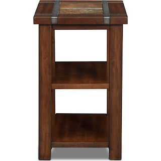 Slate Ridge Chairside Table