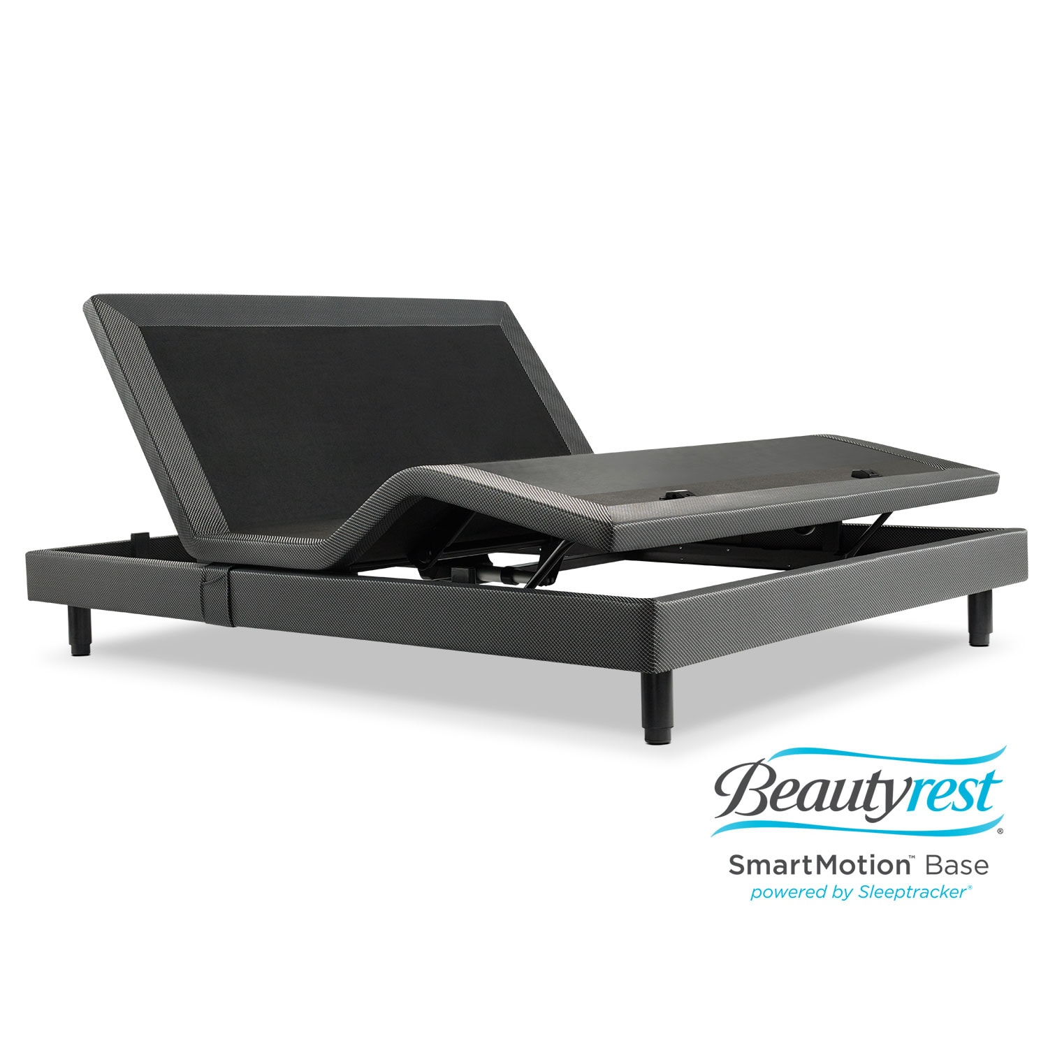 Mattresses and Bedding - Beautyrest SmartMotion 2.0 King Split Adjustable Base