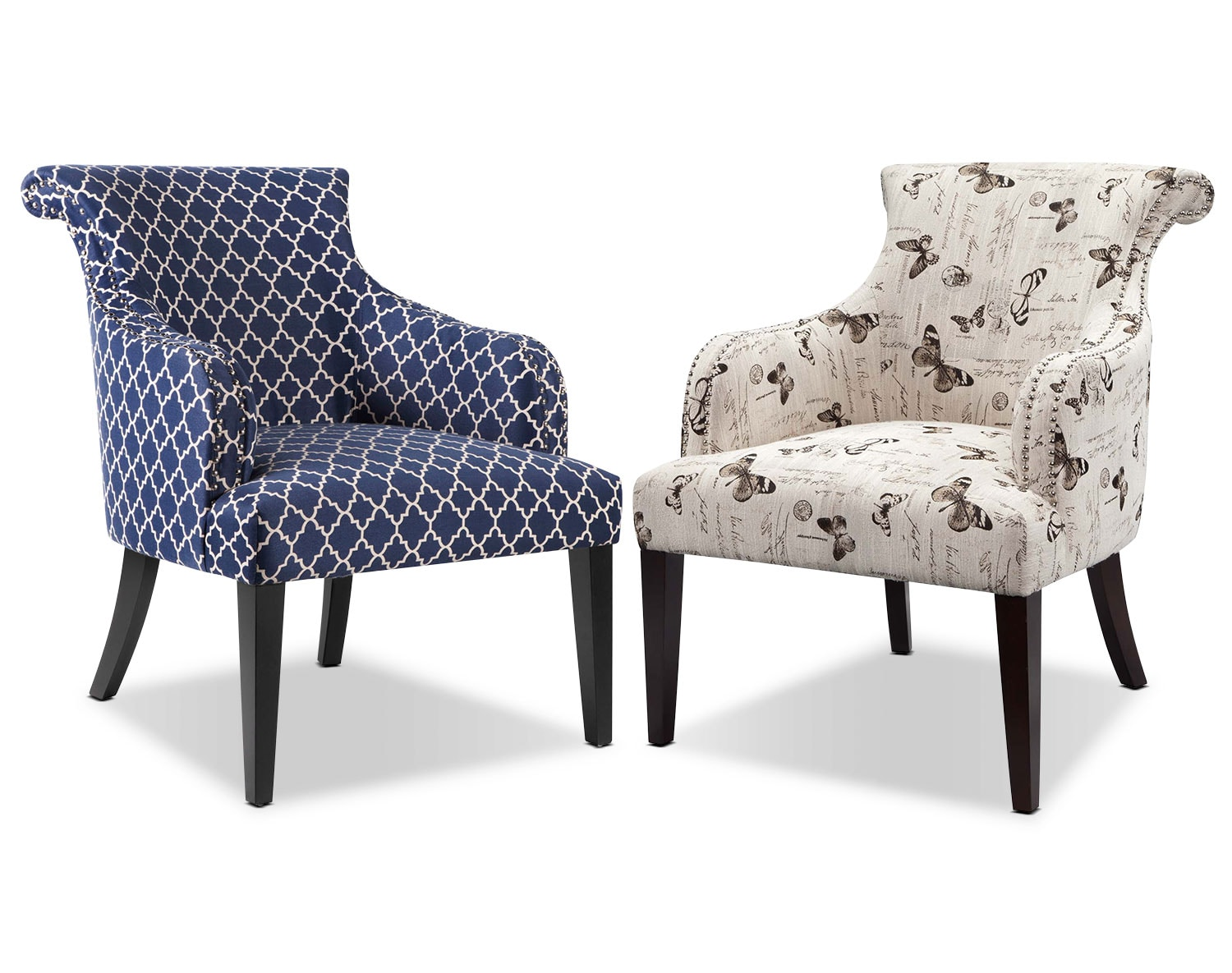 The Hampton Accent Chair Collection