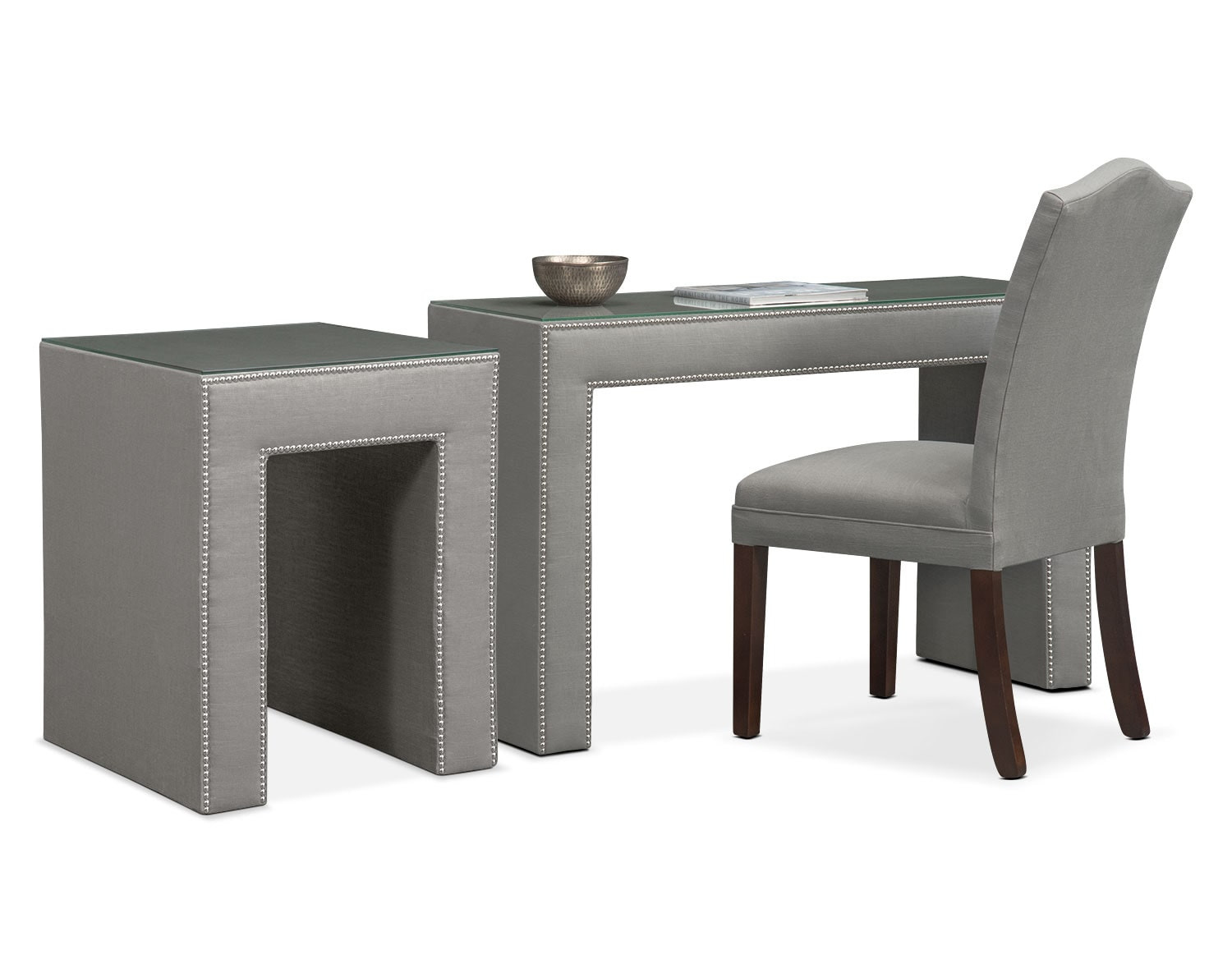 The Nyla Collection - Granite