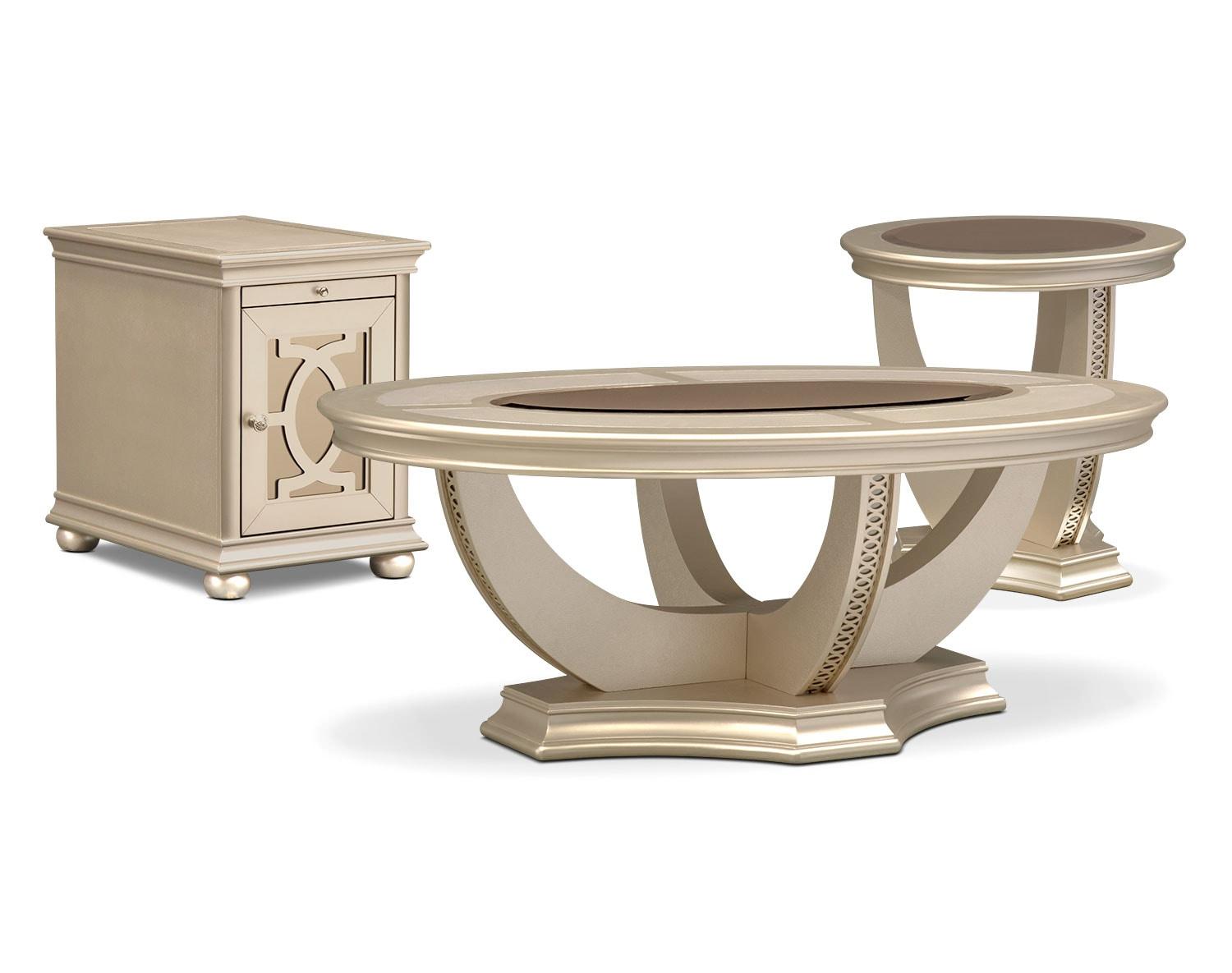 [The Allegro Accent Table Collection]