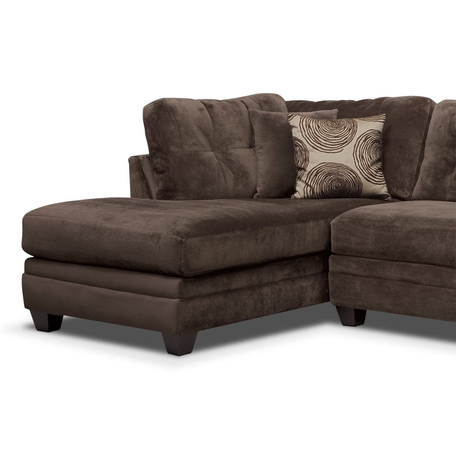 Peckham Sectional Sofa India: Cordelle 2-Piece Sectional With Left-Facing Chaise