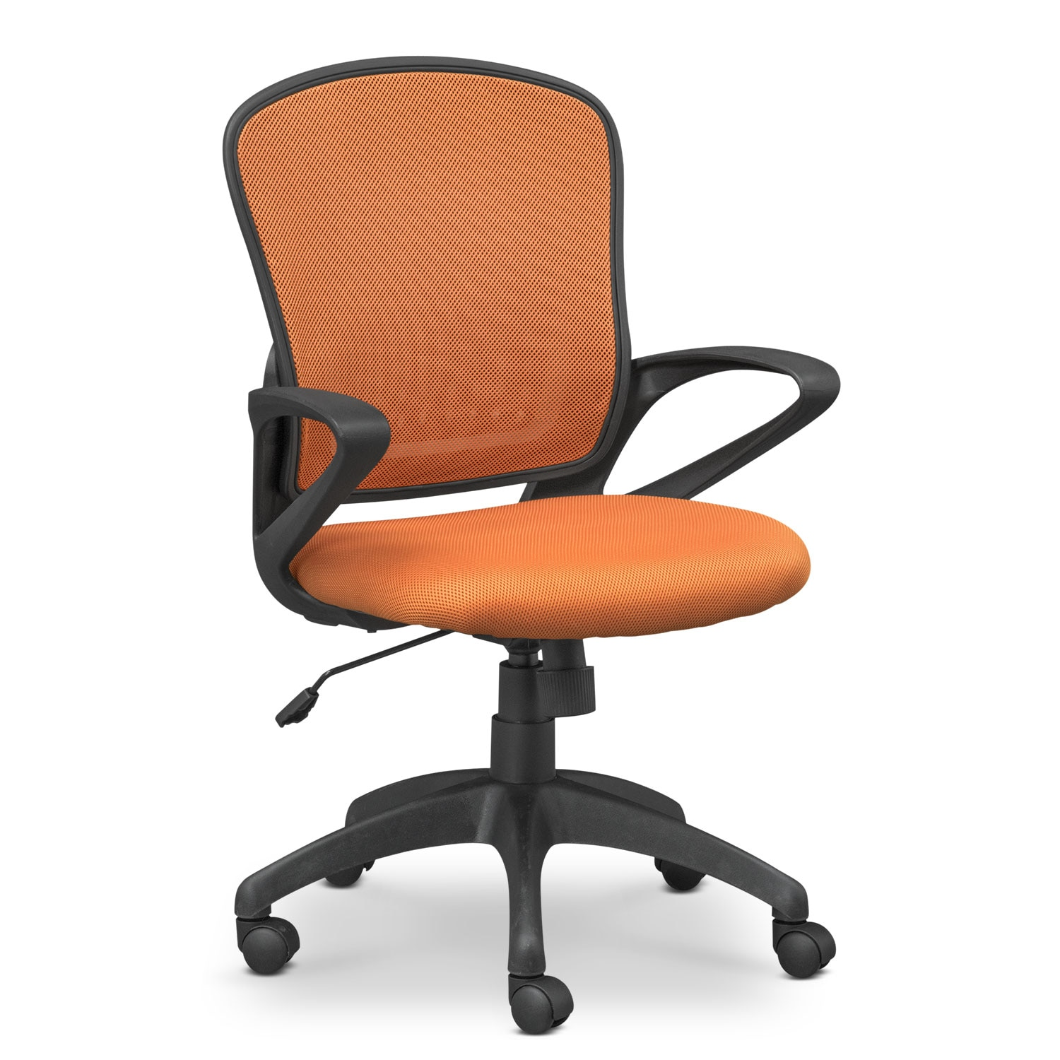 Dexter Office Chair - Orange