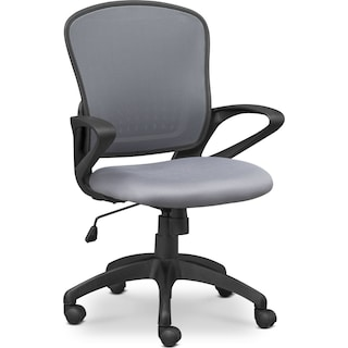 Dexter Office Chair - Gray