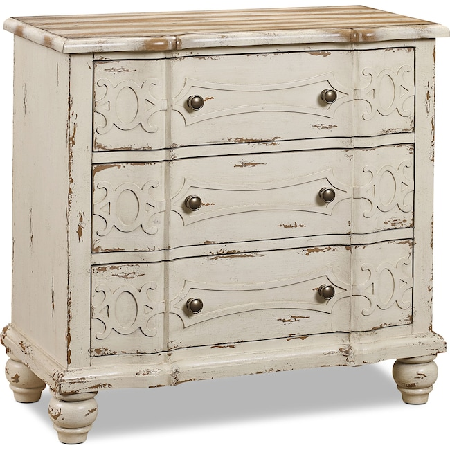 Accent and Occasional Furniture - Woodbury Chest