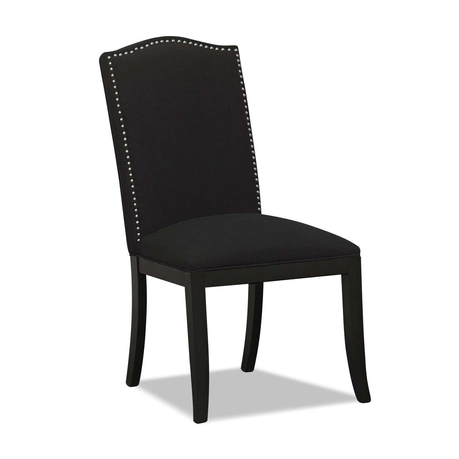 Accent and Occasional Furniture - Morris Accent Chair - Black