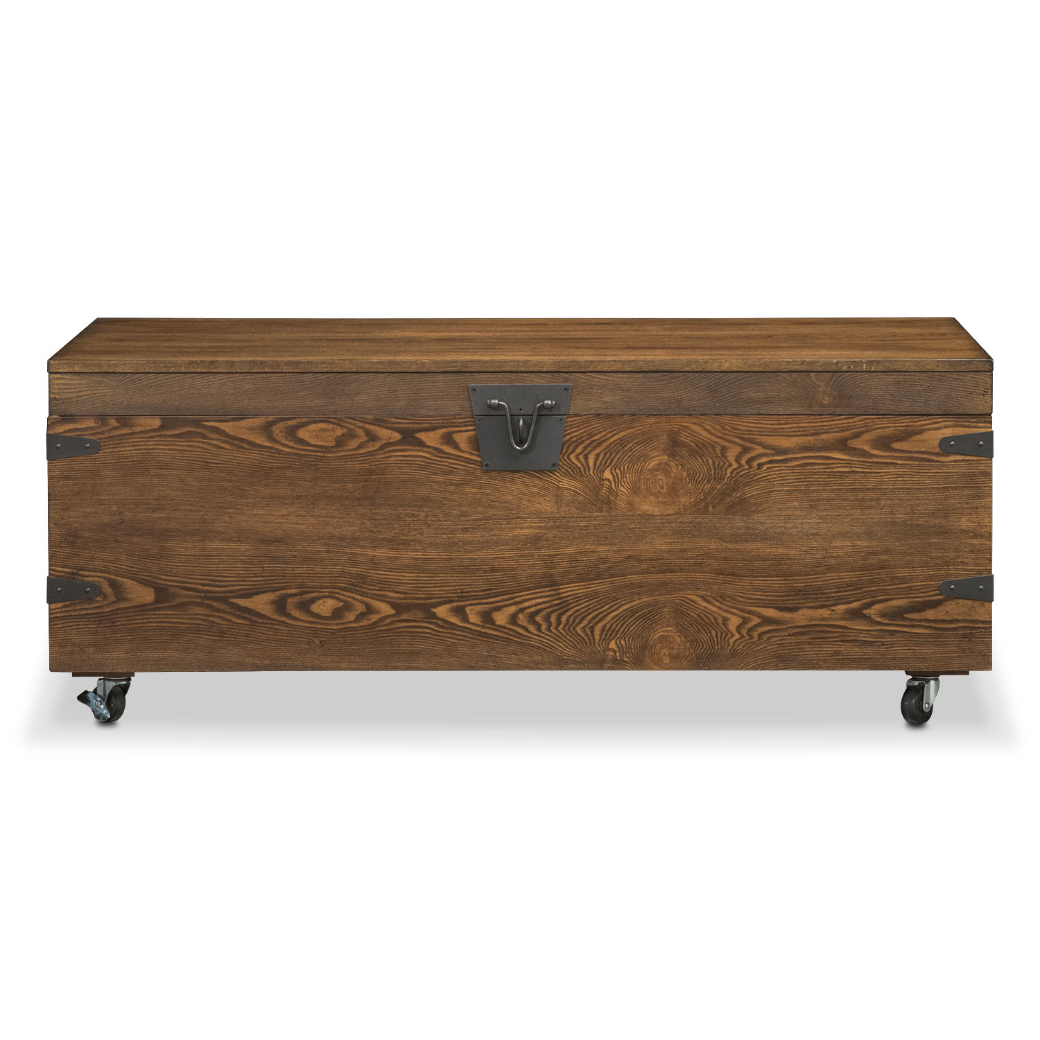 Shipyard Trunk Cocktail Table Nutmeg