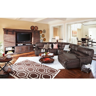 The St. Malo Collection - Brown