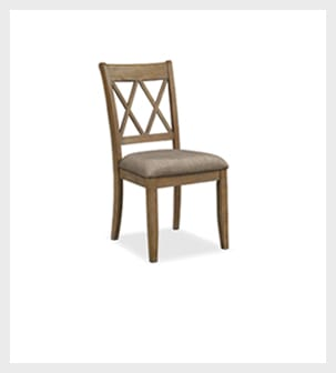 Shop the Sedona Gray Side Chair