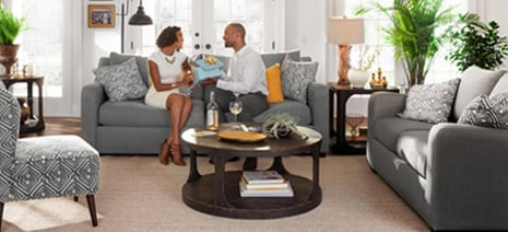 Kroehler: Best Value and Quality Furniture, Made in the USA.