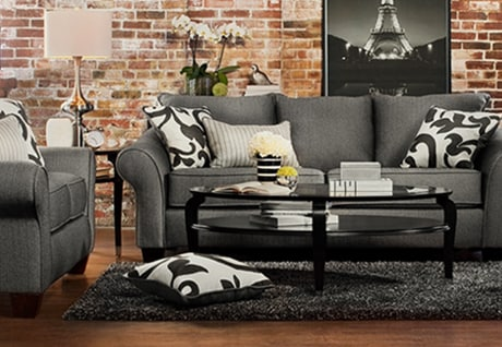 Choose between a Sofa or Sectional for Entertaining