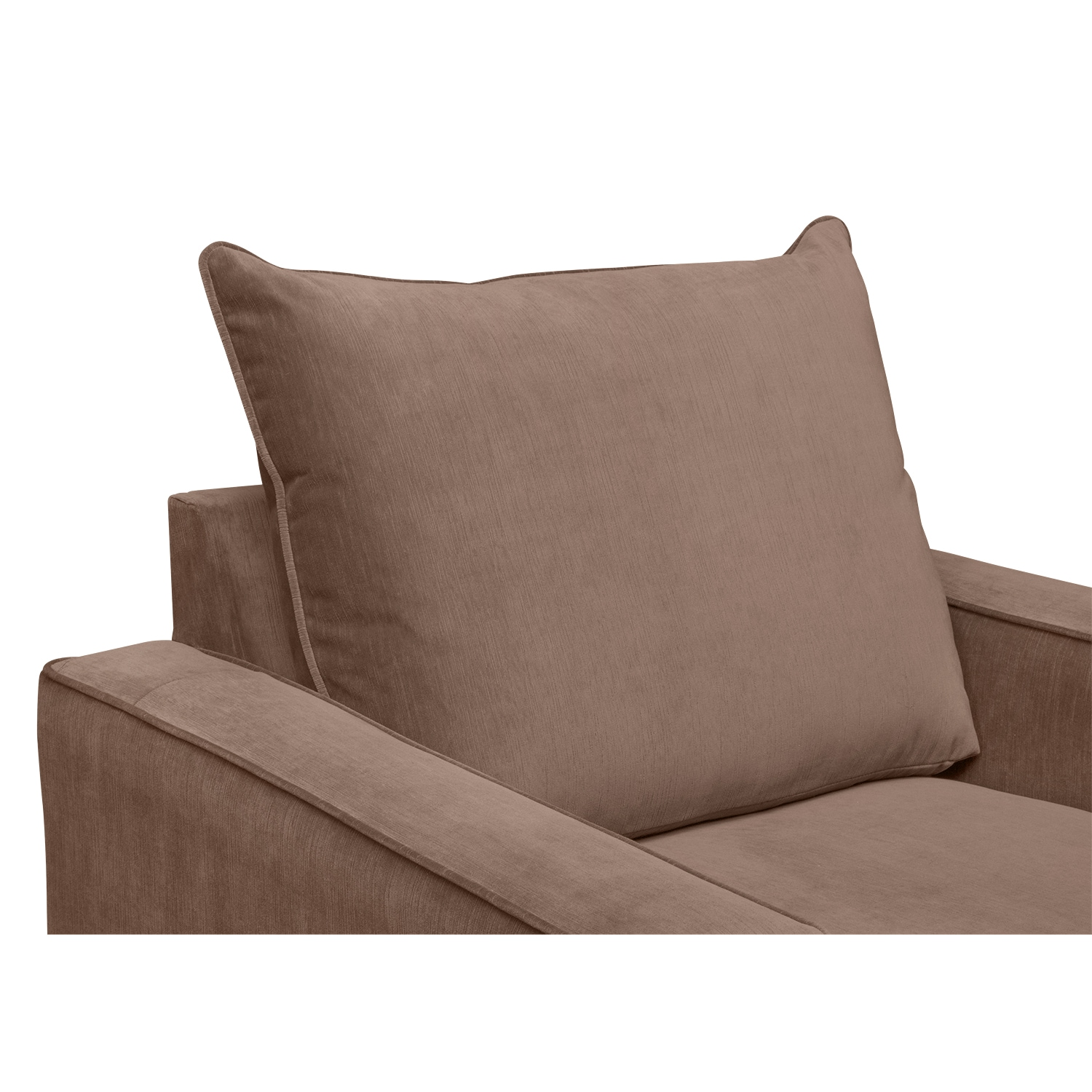 Bryden Sofa Loveseat and Chair Set Chocolate