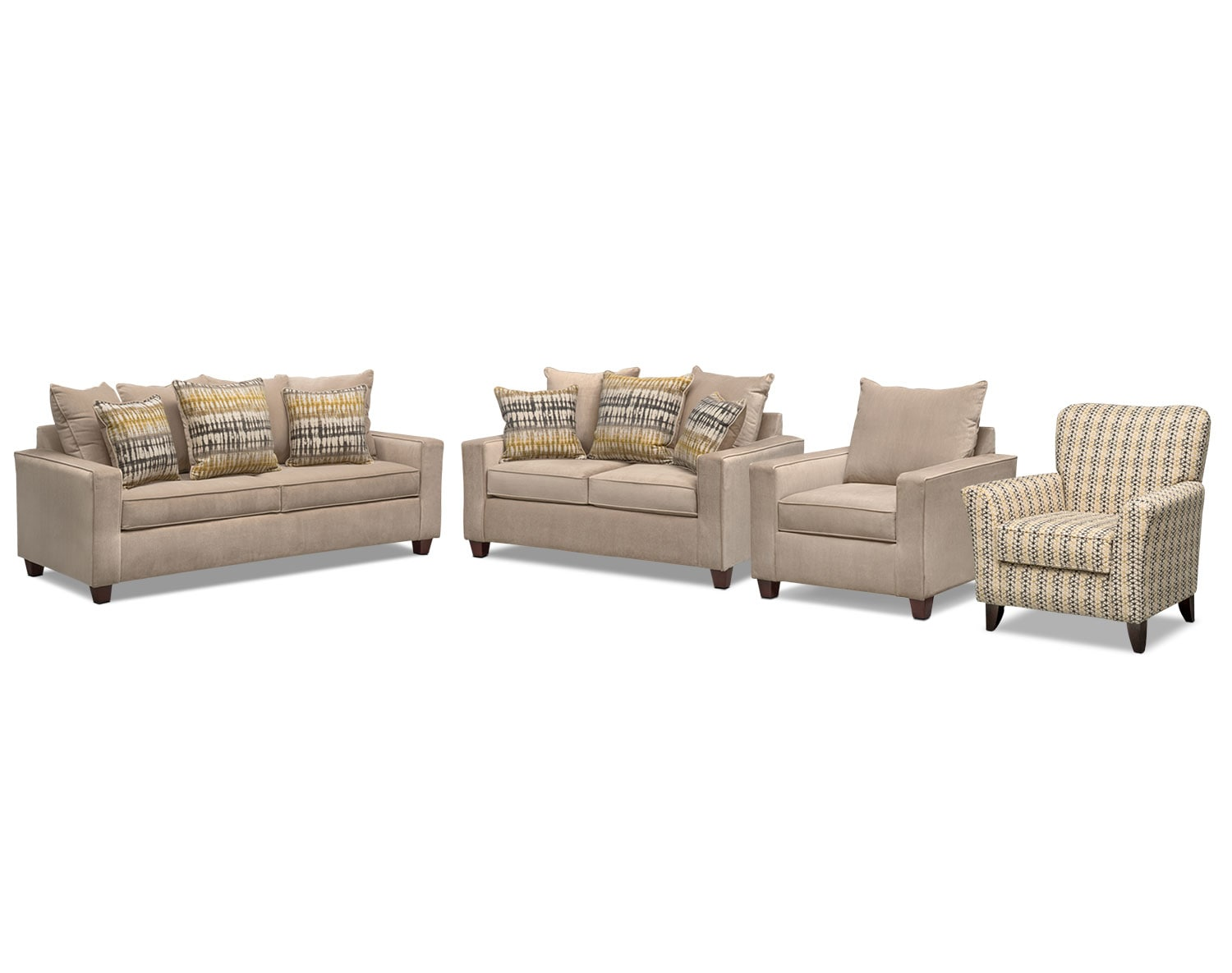 The Bryden Collection - Beige