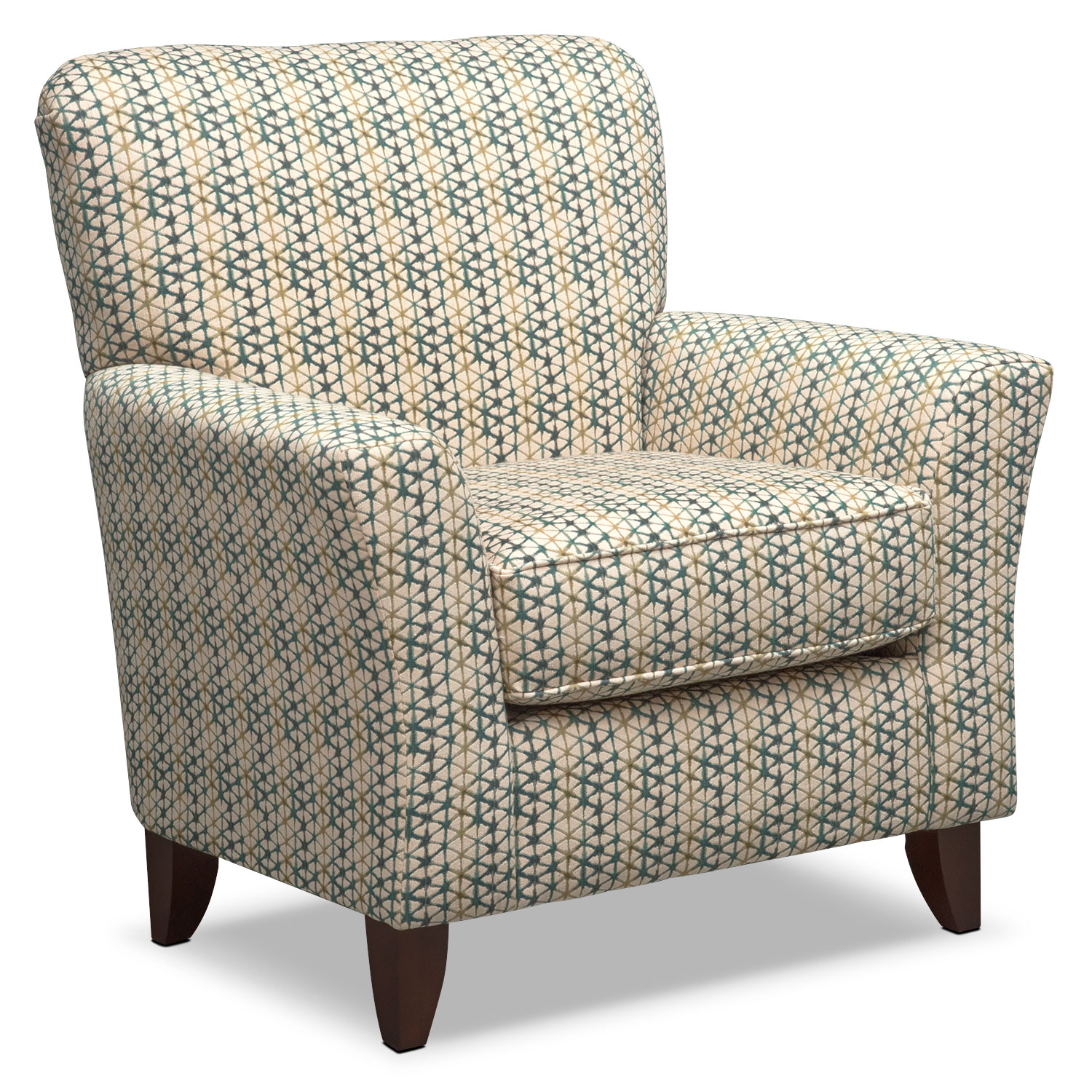 Bryden Accent Chair | Value City Furniture and Mattresses