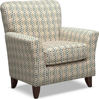 Bryden Accent Chair - Slate