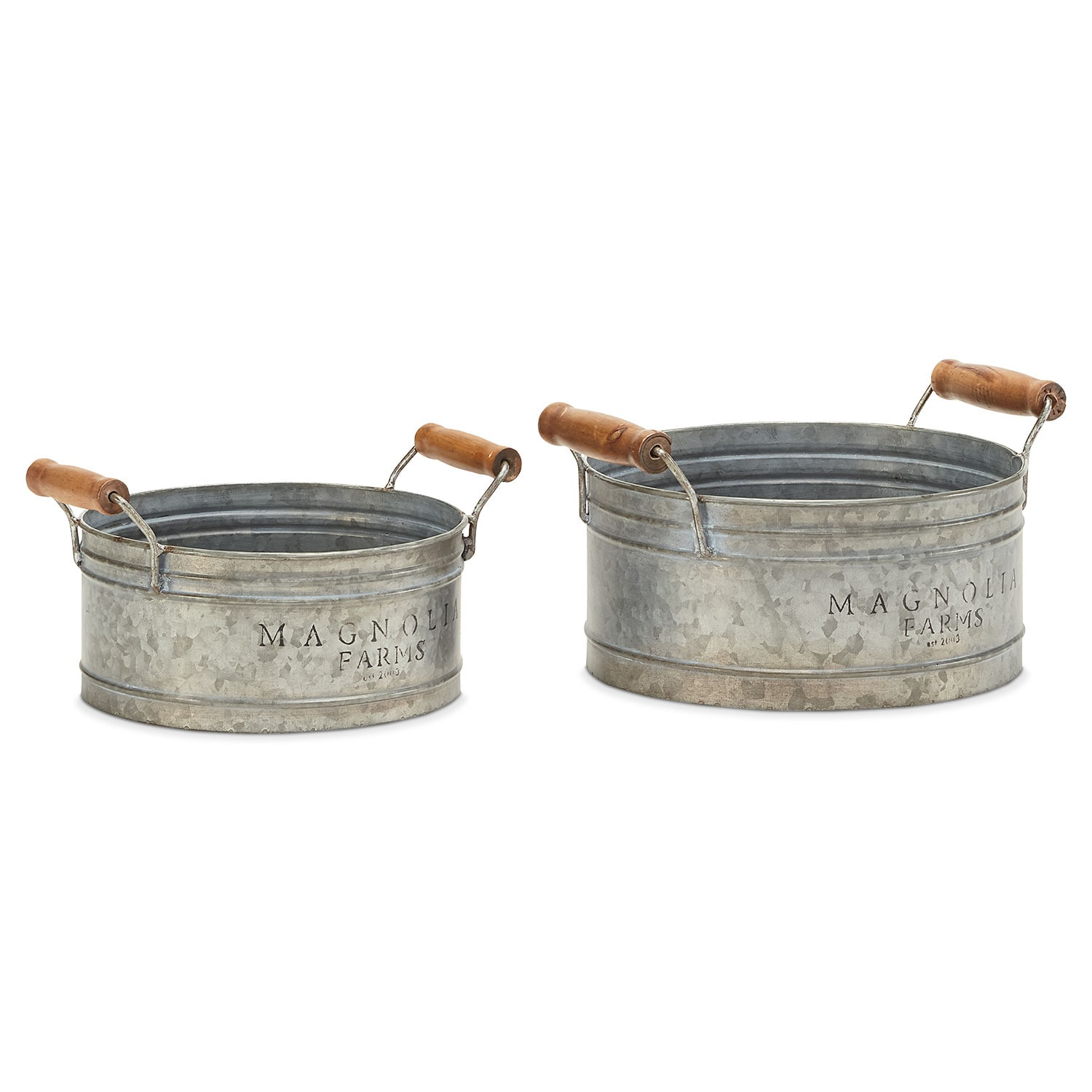 Gathering Pan Set