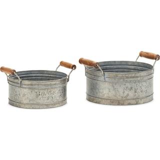 Gathering Pan Set