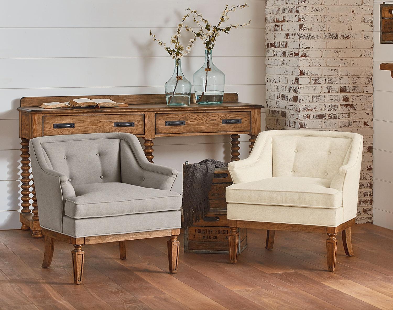 shop all magnolia home furniture value city furniture. Black Bedroom Furniture Sets. Home Design Ideas