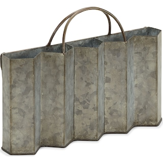 Metal Corrugated Caddy