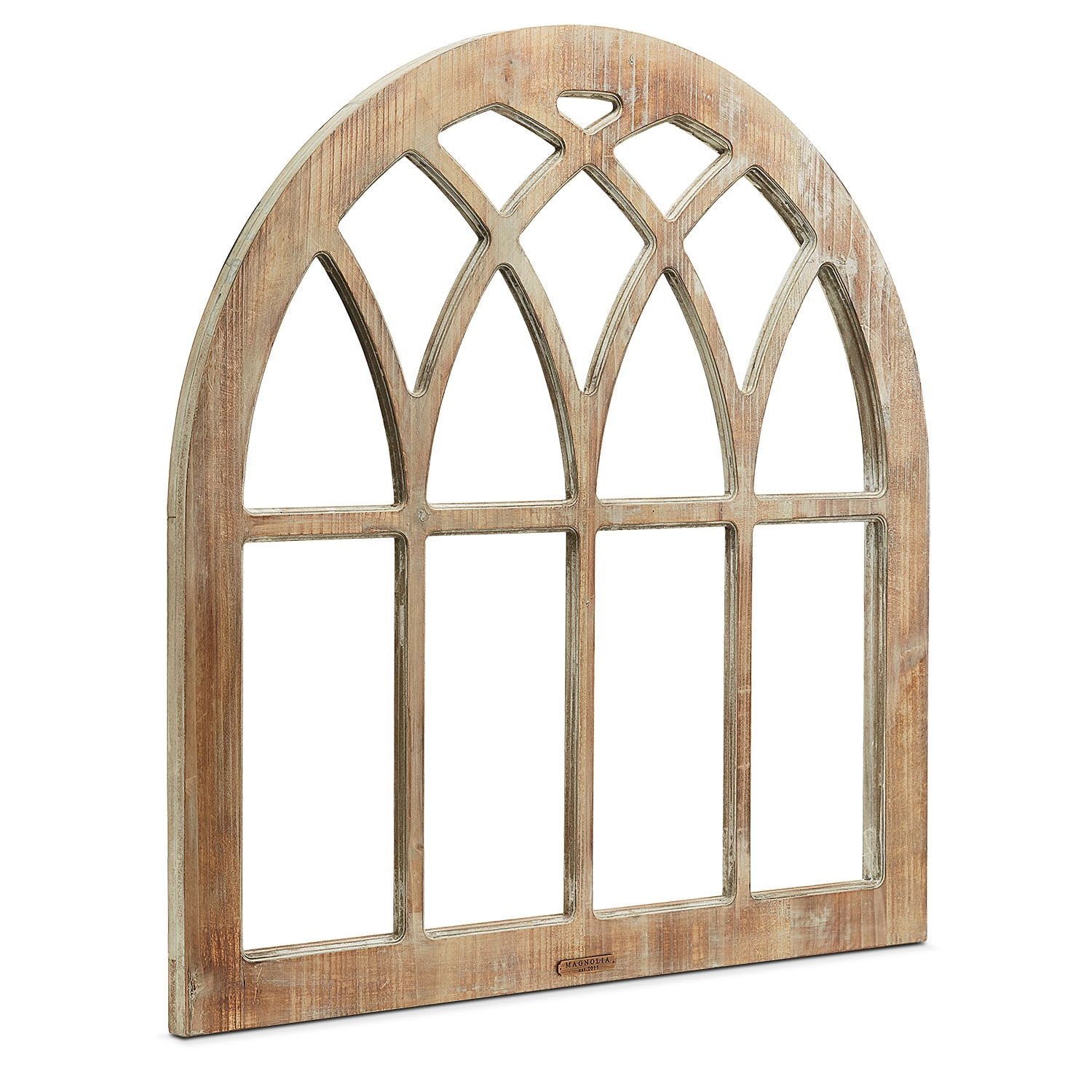 Home Accessories - Cathedral Window Frame Wall Hanging