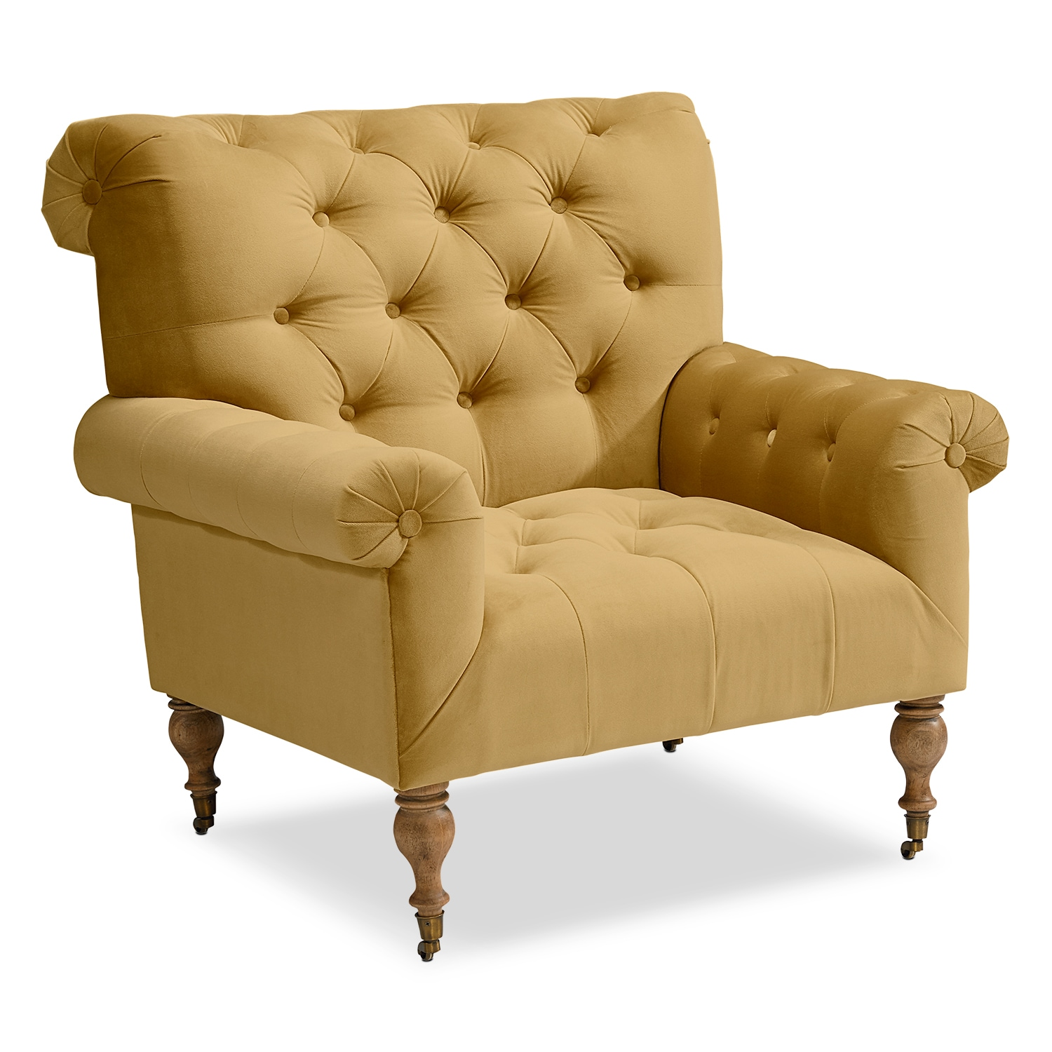 Living Room Furniture - Carpe Diem Accent Chair - Medallion