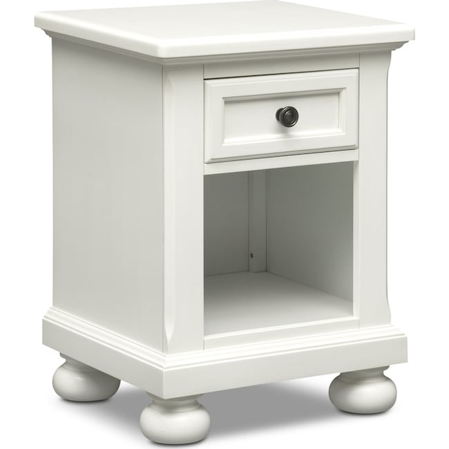 Bedroom Furniture - Hanover Youth Nightstand