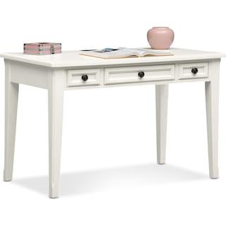 Hanover Youth Desk - White