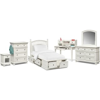 The Hanover Youth Bedroom Collection