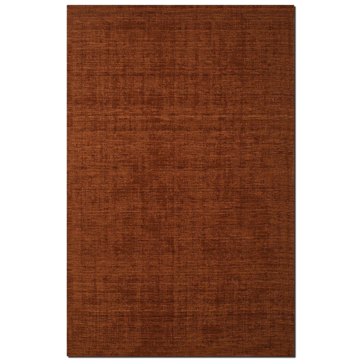 Rugs - Basics 5' x 8' Area Rug - Orange